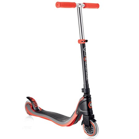 Globber 2 Wheel MY TOO Scooter (Red) - Walmart com