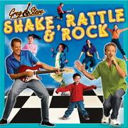 Greg & Steve: Shake, Rattle & Rock CD