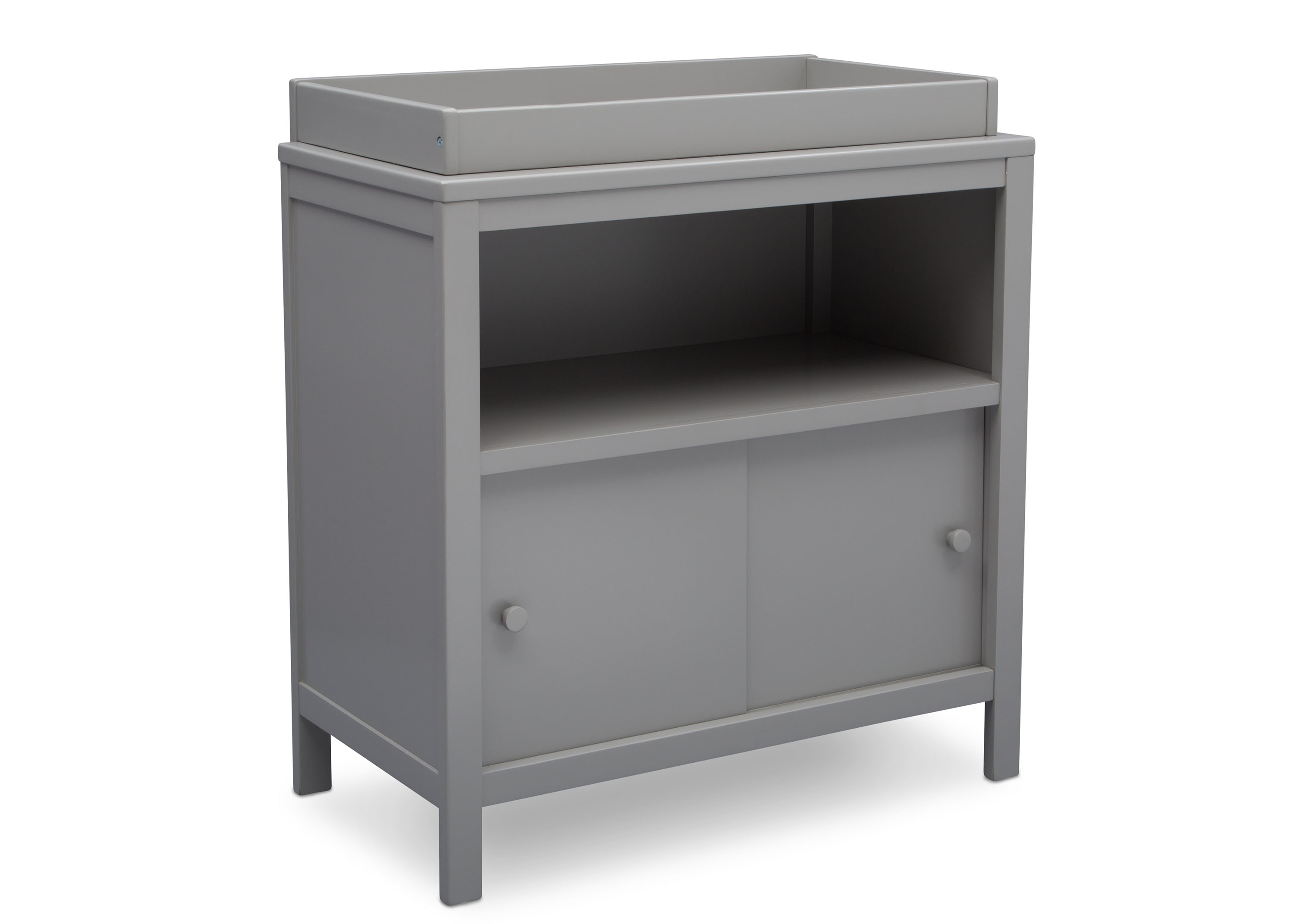 Product Image Delta Children Convertible Changing Unit, Grey