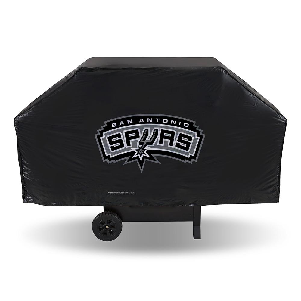 San Antonio Spurs NBA Economy Barbeque Grill Cover