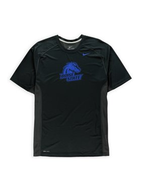 Nike Mens Boise State Zoned Cool Graphic T-Shirt d8951949c