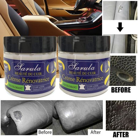 Leather Repair Cream Car Car Seat Sofa Jacket Hole Scratch Crack Leather