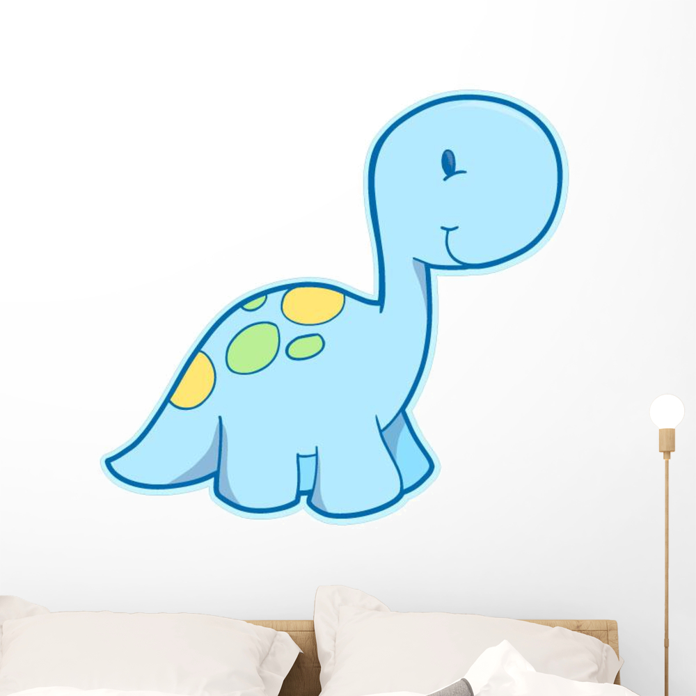 Cute Dinosaurs X-Ray Design Set of 5 Car Vinyl Stickers SELECT SIZE