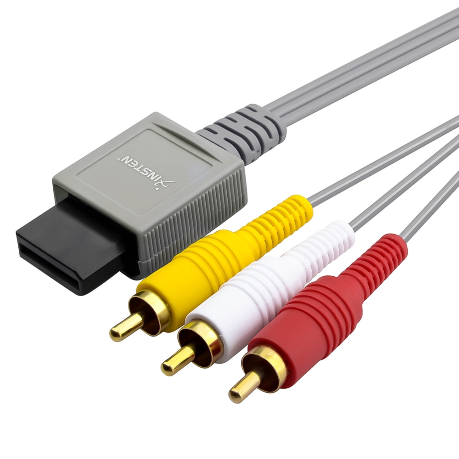 Insten AV Composite Cable For Nintendo Wii / Wii U