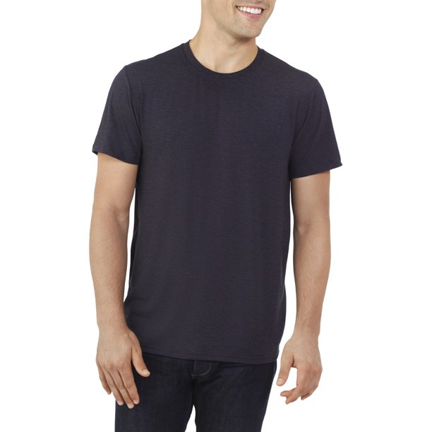 Men's Everlight Crew T Shirt, up to Size 3XL