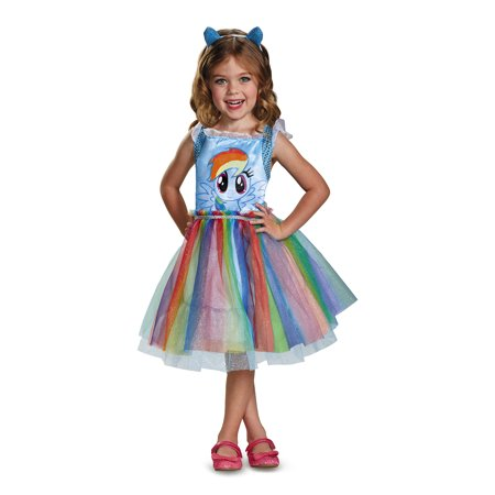 My Little Pony: Rainbow Dash Classic Toddler Costume](My Little Pony Rainbow Dash Costume)