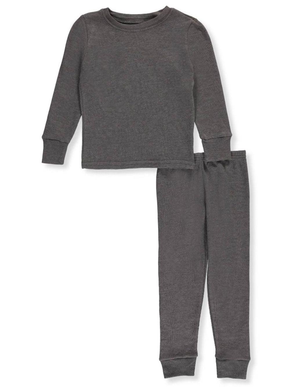 Ice2O Little Boys' 2-Piece Thermal Long Underwear Set (Sizes 4 - 7)