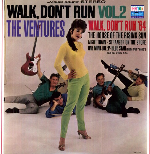 Walk Don't Run 2 (Vinyl)