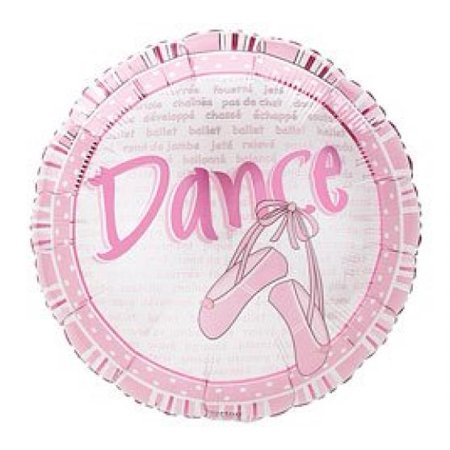 Adorable Ballerina Dance Pointe Shoes Tour Jete 18