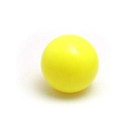 Play Soft Russian SRX Juggling Ball, 67 mm - (1) Yellow (Glow Juggling Balls)