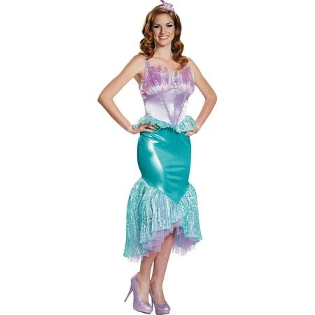 ARIEL DELUXE ADULT](Adult Ariel Dress)