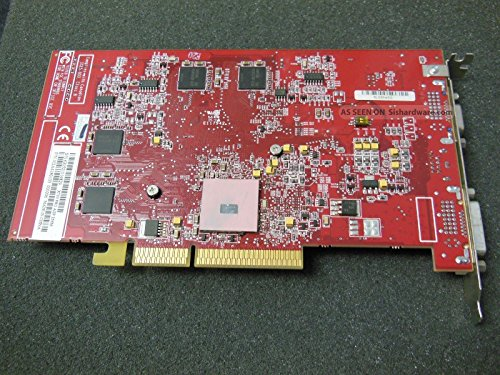 ATI 700488-001 Ati Radeon X700 Pro 256mb Ddr3 Sdram Agp 4x 8x Video Card. (407 by ATI