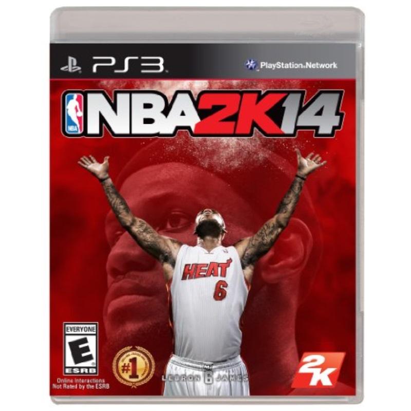 NBA 2K14 Playstation 3 by