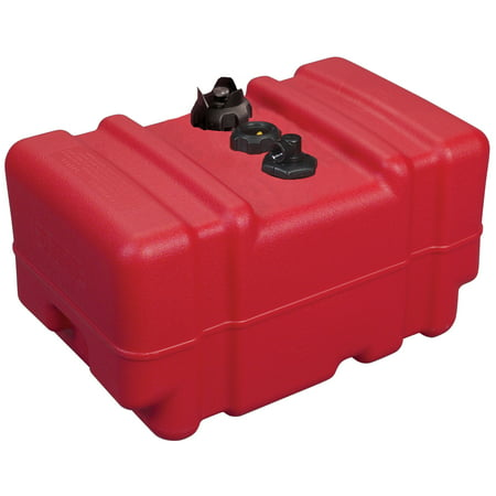Snowmobile Fuel Tank (Moeller 630012LP High Profile Portable Fuel Tank - 12 Gallon )