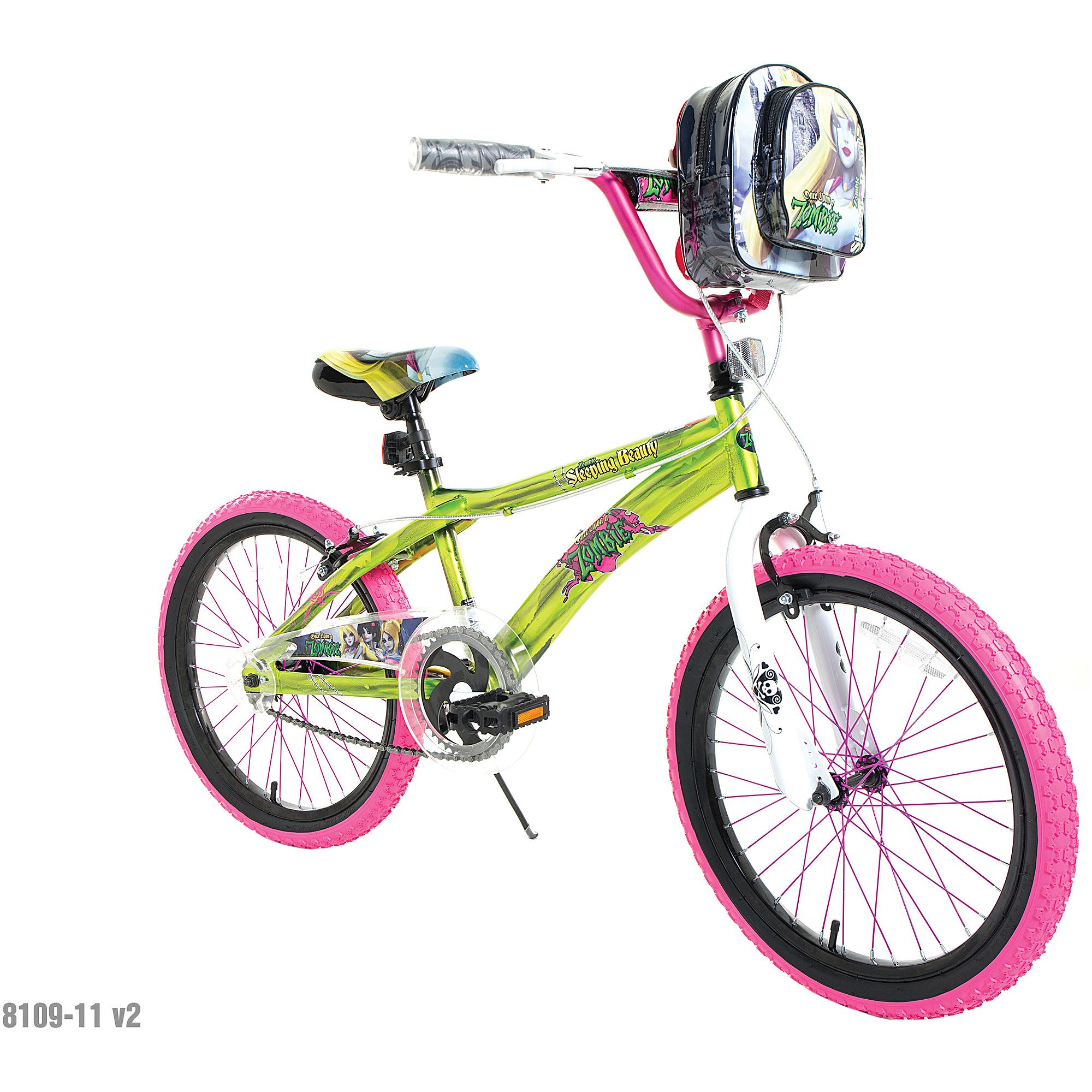 "20"" Once Upon a Zombie Sleeping Beauty Girls' Bike"