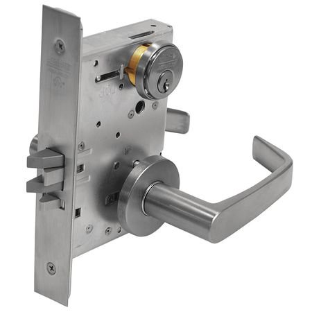 Corbin Ml2055 Nsa 626 Heavy Duty Mortise Lockset Lever Grd