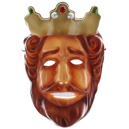 Burger King Mask