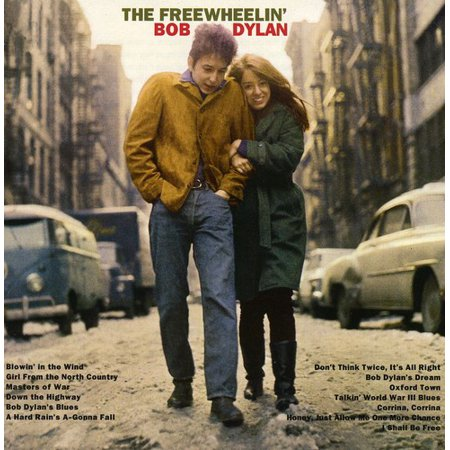 Freewheelin Bob Dylan (CD)