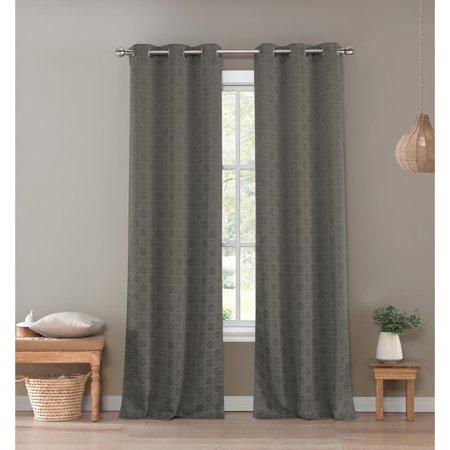 Duck River Xzavier Kelvin Blackout 96 Inch Grommet Curtain Panel