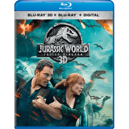 Jurassic World: Fallen Kingdom (Blu-ray 3D + Blu-ray + Digital)](Halloween 3 3d Release Date)
