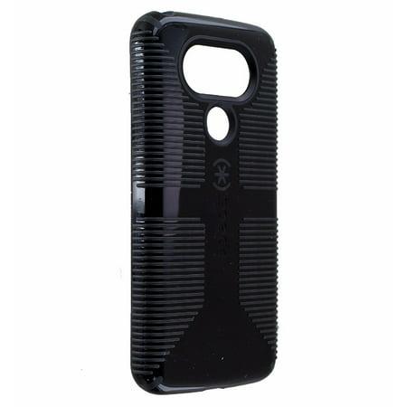 sale retailer 15348 9f850 Speck CandyShell Grip Series Slim Hardshell Case Cover for LG G5 -  Black/Gray