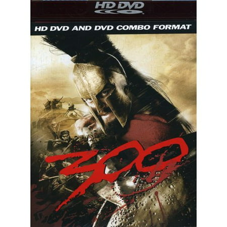 300 (HD-DVD) (Widescreen) - Cast Of 300 The Movie