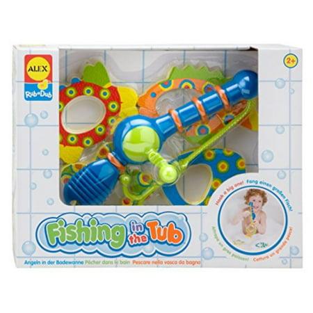 Dub Tub Target (alex toys rub a dub fishing in the tub )