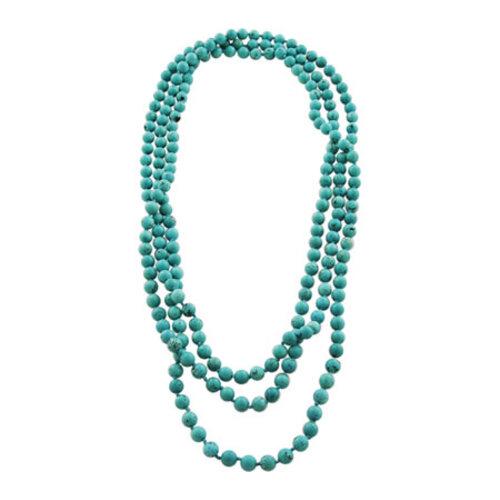 Women's Barse Genuine Stone Necklace MODEN01TMAG