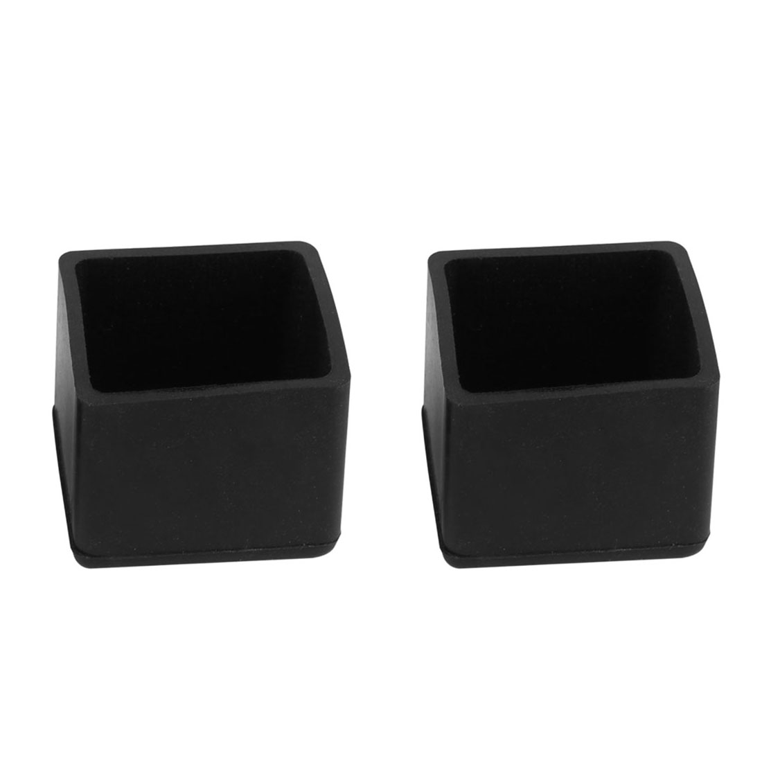 """Desk Chair Table Leg Caps End Tip Home Furniture Protector 30pcs 1""""x1"""" (25x25mm) - image 7 of 7"""