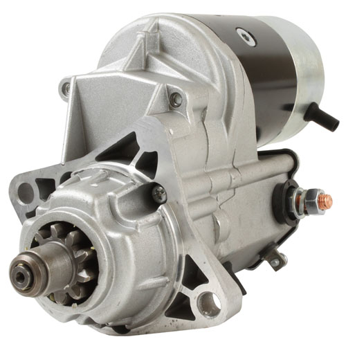 DB Electrical SND0740 New 12 Volt Starter For Hyster Fork Lift Truck/228000-7810, AS228000-7810,  1388721