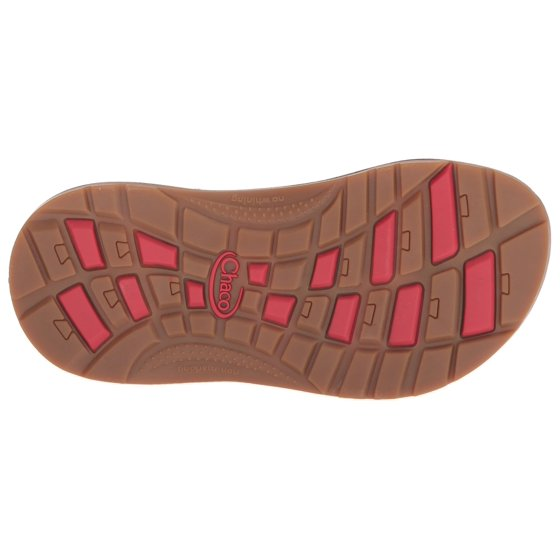 277a13aca81c Chaco - Chaco J180026  ZX1 Little Kids Ecotread Helix Peach Sandal (4 M US  Big Kid) - Walmart.com