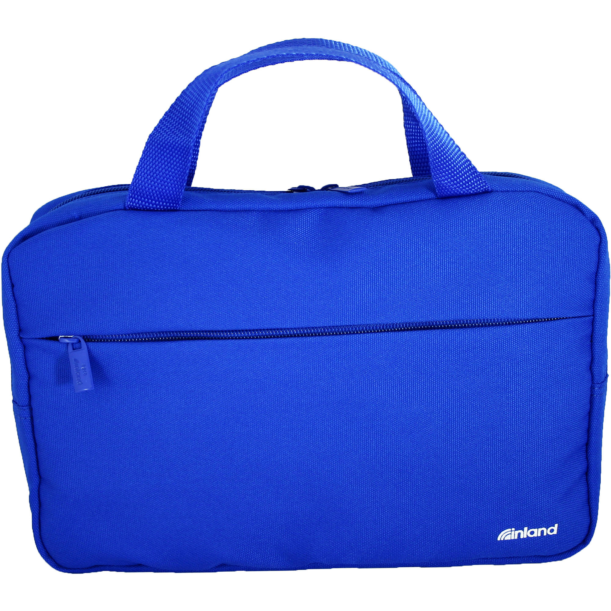 "Inland Pro 17.3"" Notebook Laptop Bag, Blue"