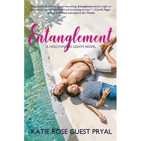 Romantic Series (Entanglement : A Romantic Thriller (Hollywood Lights Series #1) )
