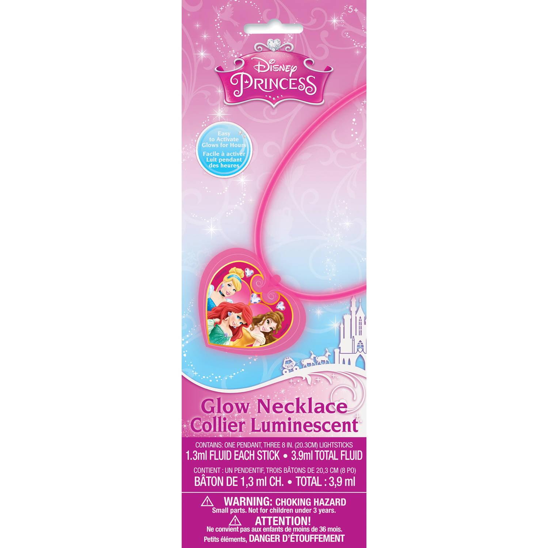 Disney Princess Glow Necklace