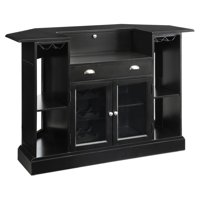 Product Image Coaster Furniture 9 Bottle Home Bar With Storage