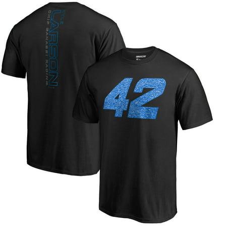 Kyle Larson Fanatics Branded Static T-Shirt - -