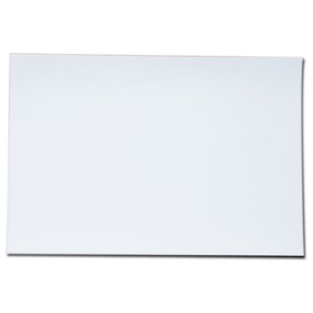 Dove White 34 x 20 Blotter Paper Pack