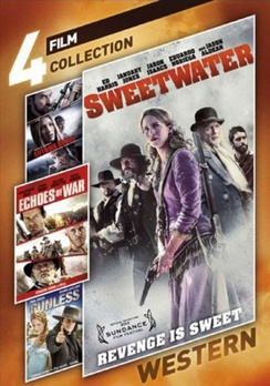 4 Film Collection: Western DVD by