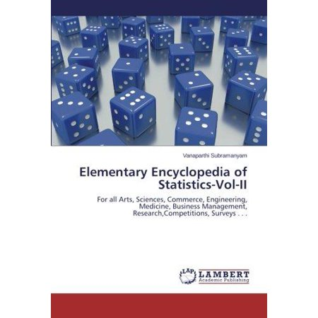 Elementary Encyclopedia of Statistics-Vol-II - image 1 de 1