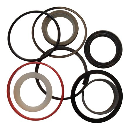 Front Loader Bucket (G110050 Loader Bucket Tilt Cylinder Seal Kit Fits Case 580K 580SK 580 Super K )