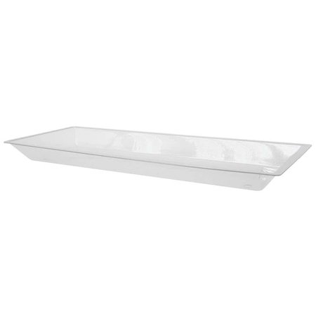 TableTop king 1BLPT56 Replacement Acrylic Ice Tray for 010LCS55LED and 1BLCS55 Series Ice Displays