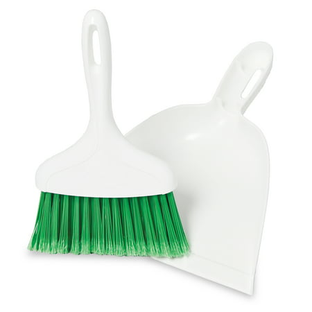 Libman Whisk Broom with Dust Pan, 1.0 CT