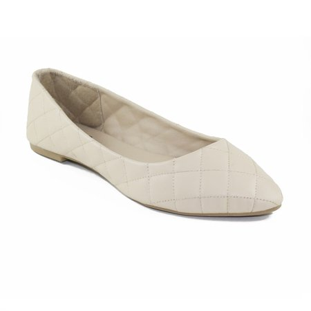 ffc new york cappy nude quilted flat 4a8614d5c22