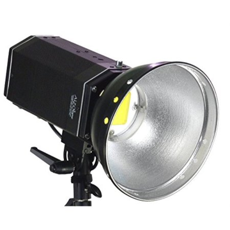Alzo 3000 High Intensity Led Video And Photo Light With 8 Inch Par Reflector