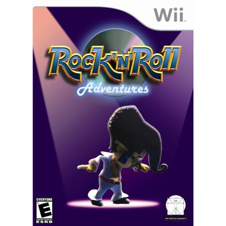- Rock And Roll Adventures (Wii)