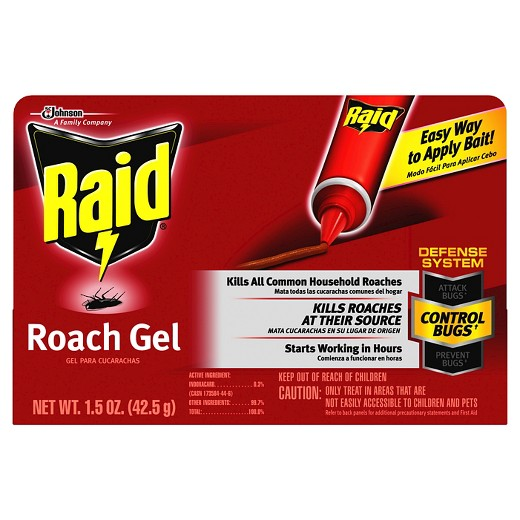RAID@Roach GEL - 1.5oz