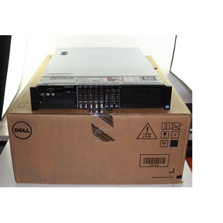 Seller Refurbished Dell PowerEdge R720 Xeon E5-2640 V2 2.5GHz 8GB 2x 146GB 3x 900GB HDD 2U Server (E5 Server)
