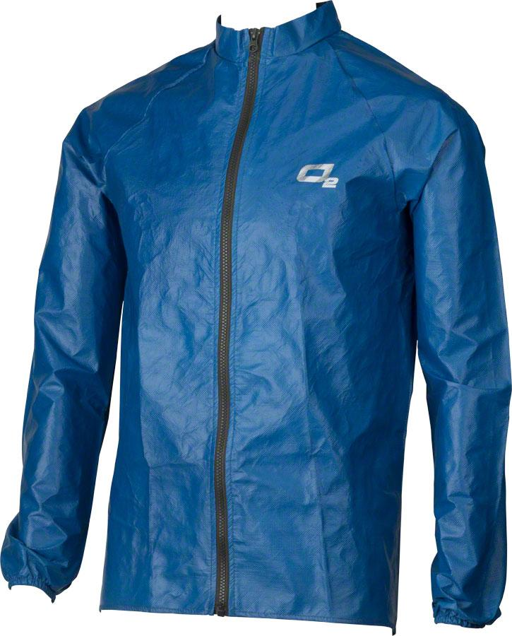 O2 Element Series Cycling Jacket by RAIN SHIELD