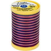 Cotton Machine Quilting Thread, Multicolor 225yd, Americana