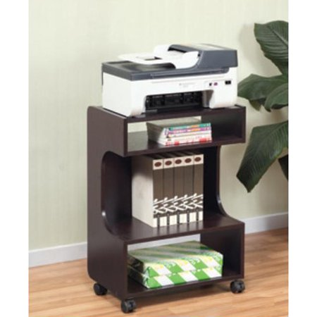 Sintechno Mobile Printer Stand With Storage
